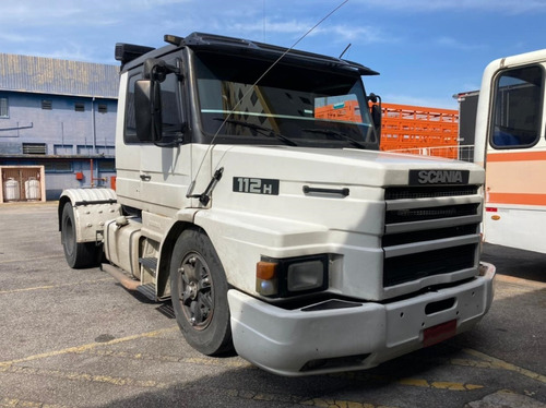 Scania 112h Ano 1986 4x2