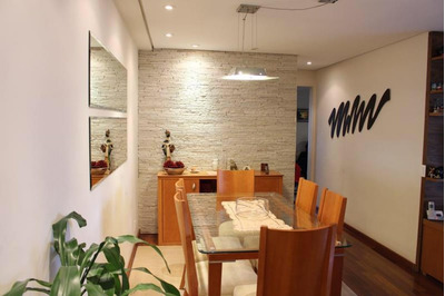 Apartamento Em Brooklin Paulista, São Paulo/sp De 100m² 3 Quartos À Venda Por R$ 1.050.000,00 - Ap203474