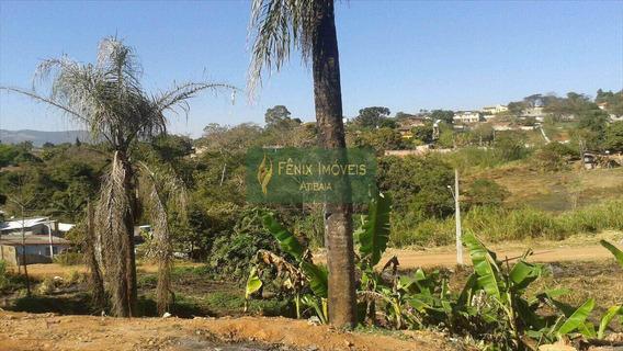 Terrenos Em Atibaia, Jardim Imperial - Área Total 128 M² Cada. Oportunidade De Investimento - V155