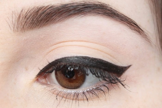 Delineador Líquido Para Olhos Luzes - Carbon Black