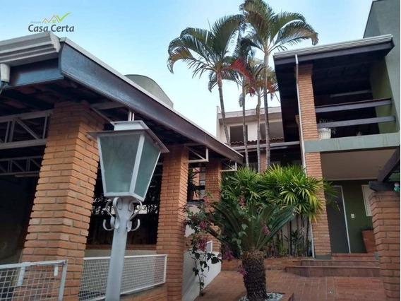Sobrado Com 2 Dormitórios À Venda, 250 M² Por R$ 350.000 - Jardim Serra Dourada - Mogi Guaçu/sp - So0103