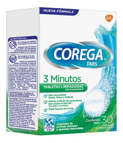 Enjuague Bucal Corega - Unidad a $24