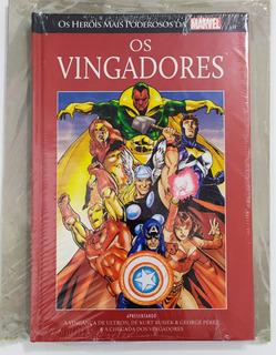 Hq Os Heróis Mais Poderosos Da Marvel - Os Vingadores