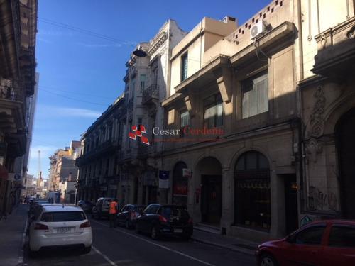 Edificio En Venta - Patrimonio Histórico Del Uruguay- Ref: 1289