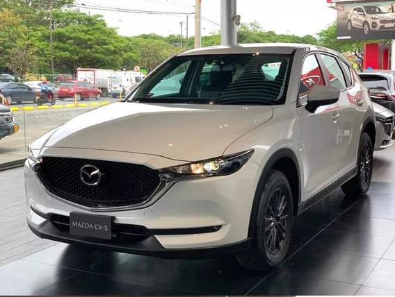 Mazda Cx5 Blanco Touring 2.0 4*2 At 2020