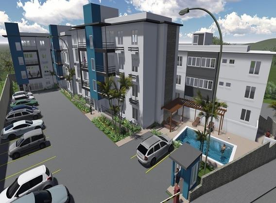 Fabuloso Proyecto De Apartamentos En La Jacobo Majluta