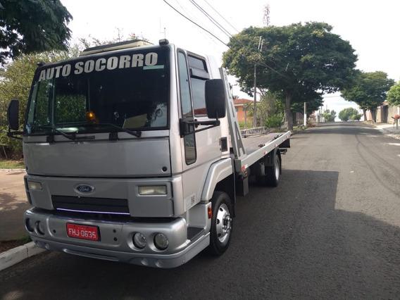 Caminhão Cargo 816 Guincho Plataforma