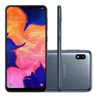 Celular Samsung A105m Galaxy A10 Dual Tela 6.2 32gb Preto