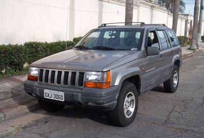 1998 Grand Cherokee Laredo 6 Cil R$ 15.000,00
