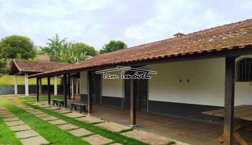 Imagem 1 de 28 de Chácara No Recanto Maravilha Em Boituva. 3 Quartos, 2000 M² - Ch00560 - 69238115