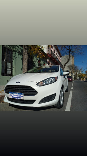 Ford Fiesta Se 1.6l Unico En Su Estado!! Automotora Union