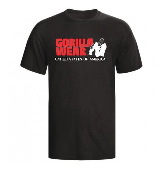 Camisa De Academia Gorilla Wear