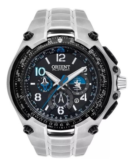 Relógio Orient Flytech Mbttc016 Titanium 12x S Juros