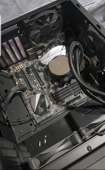 I7 7700k Top Demais (aceito Troca Cpu Gamer + Volta)