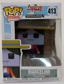 Pop! Funko Adventure Time Minecraft Marceline