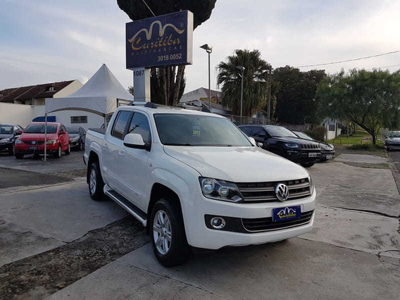 Volkswagen Amarok 2.0 S 4x4 Cd 16v Turbo Intercooler Di