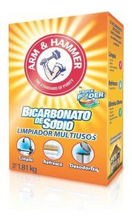 Bicarbonato De Sodio Limpiador Multiusos 1.8kg Arm & Hammer