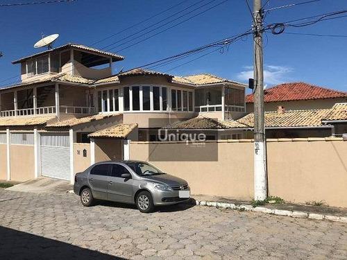 Casa À Venda, 280 M² Por R$ 900.000,00 - Peró - Cabo Frio/rj - Ca0684