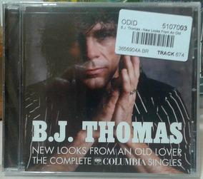 B.j. Thomas The Complete Columbia Singles Cd Raro