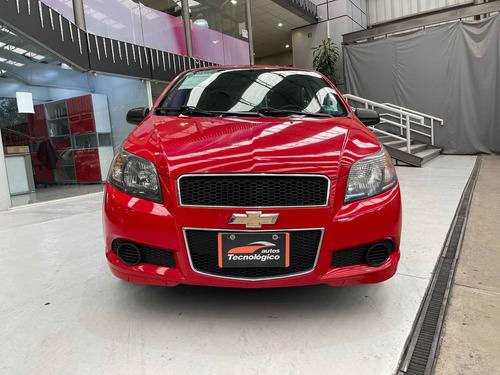 Imagen 1 de 11 de Chevrolet Aveo 2017 1.6 Ls Mt