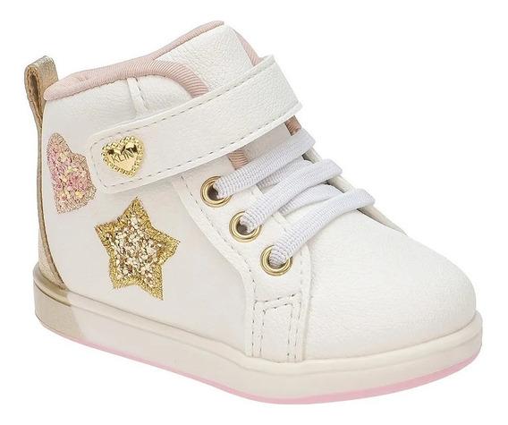 Tênis Sneaker Bebê Infantil Mini Gloss Klin-20872 / 21217