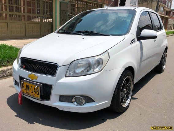 Chevrolet Aveo Emotion Gti Hb 1600cc Mt Aa Ab Abs Dh