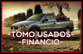 Fiat Strada Adventure Doble Cabina Simple No Diesel Working