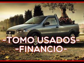 Fiat Strada 0km Tasa 0% T.usado Reserva Hoy 1133478597lr