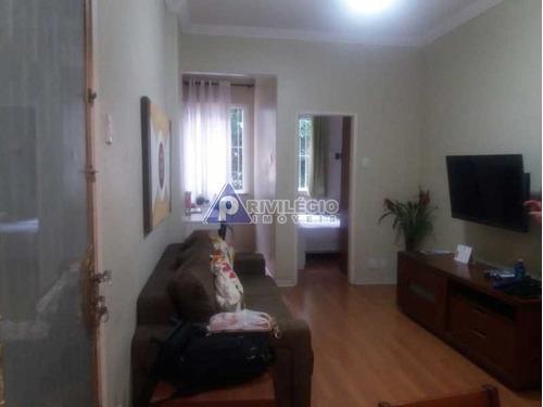 Apartamento À Venda, 2 Quartos, Copacabana - Rio De Janeiro/rj - 16585