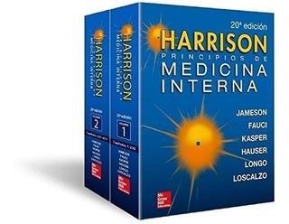 Envío Gratis. Harrison. Principios De Medicina Interna 20ed