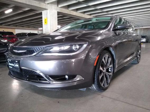 Chrysler 200 2.4 Limited L4 At 2015