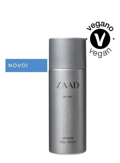 Zaad Splash Desodorante Côlonia, 200ml