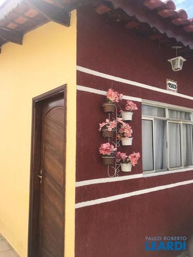 Casa De Vila - Vila Nova Sorocaba - Sp - 605077