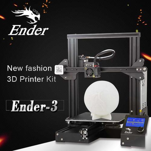 Creality 3d Ender-3 Impresora 3d De Alta Precisión Diy