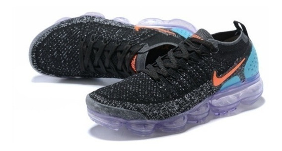 Novo Nike Air Vapormax Flyknit 2 Hot Punch Original Unissex*