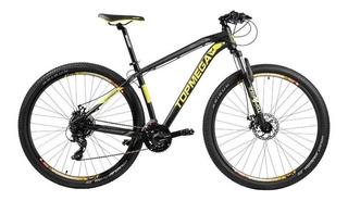 Bicicleta Mountain Bike Top Mega Thor Advance R29 Alivio + Bloqueo Aluminio +linga O Led