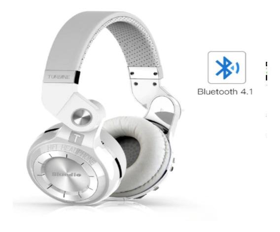 Fone De Ouvido Headphone Bluetooth Bluedio T2s Sem Fio