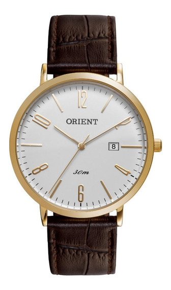 Relógio Masculino Orient Analógico Social Mgsc1006 S2mx