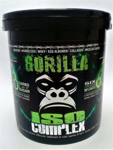 Imagen 1 de 4 de Gorilla Isocomplex. Proteina 100% Limp - L a $59500