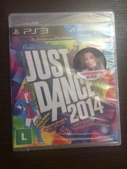 Jogo Just Dance 2014 - Playstation 3 (mídia Física)