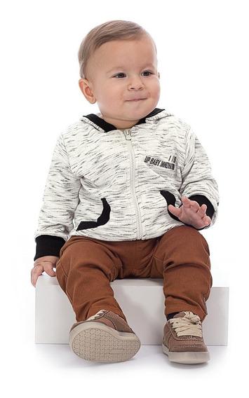 Jaqueta Moletom Bebê Up Baby
