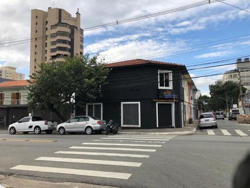 Imagem 1 de 15 de Locação -  Prédio Comercial -  Chácara Santo Antônio - São Paulo/sp - Rr4740