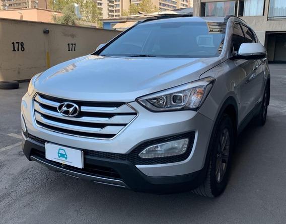 Hyundai Santa Fe Gls 2.4 2015