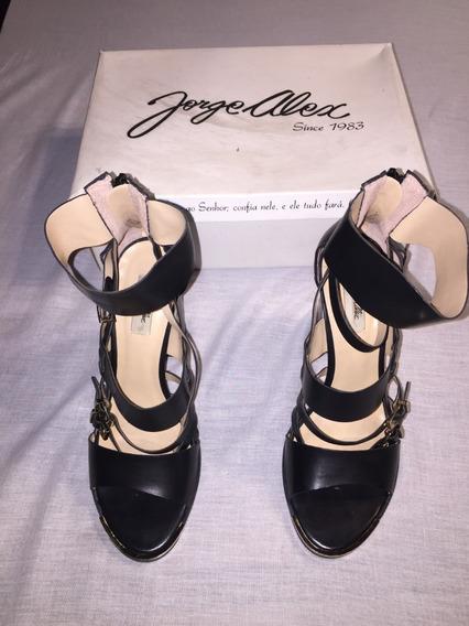 Sapato Feminino Jorge Alex 36