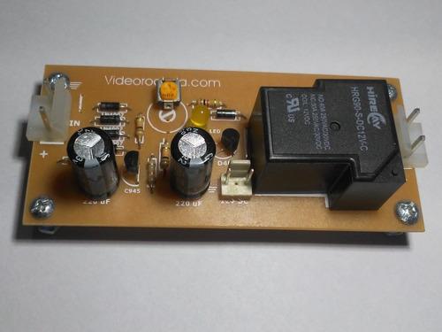 Modulo Protector Parlantes Anti-pop Amplificadores + De 500w