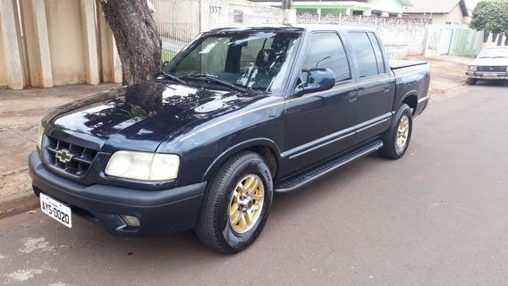 Chevrolet S10 4.3 Executive Cab. Dupla 4p 1999