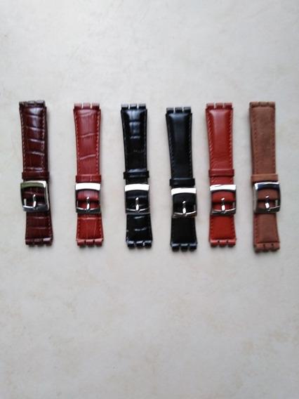 Extensible Swatch Piel Reloj Y Relojes De En Mercado Libre Joyas e2ED9IWYH