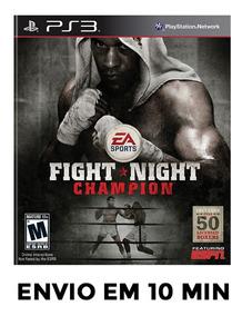 Fight Night Ps3 Psn Envio Agora