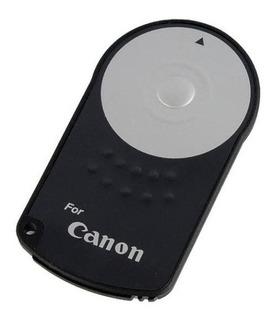 Rc6 Control Remoto Para Camara Canon T3i T4i T5i T6i 7d