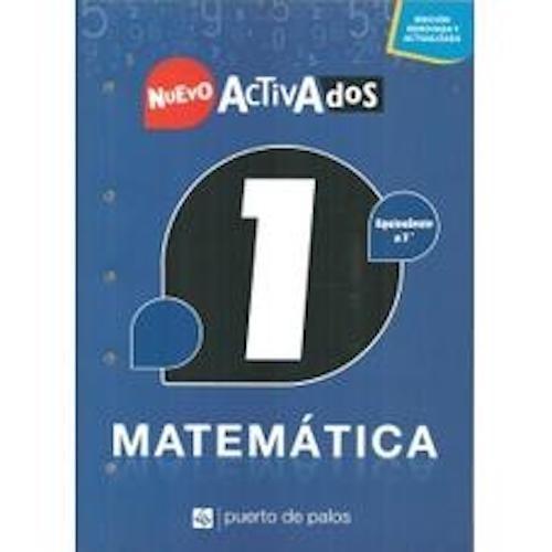 Matemática 1 Nuevo Activados - Puerto De Palos
